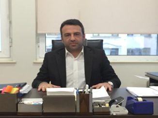Murat Saglam, the new manager of transportation