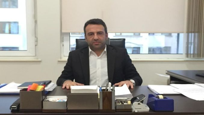 Murat Saglam, the new manager of transportation