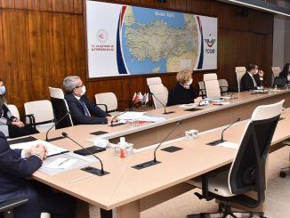 international railways union board meeting was held