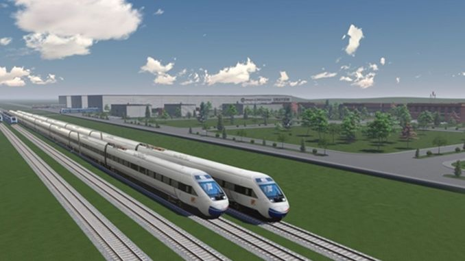 Uraysim rail systems test center will also be completed