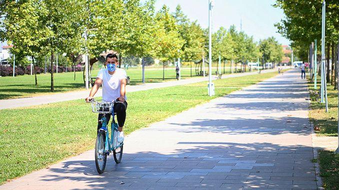also the sakaryali chose cycling