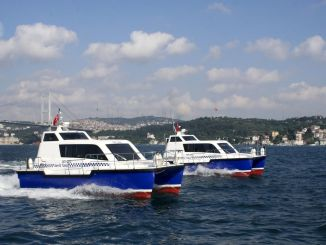 Sea Taxi Production Starts
