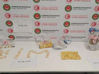 Drug Capsule Caught in Person's Stomach at Istanbul Airport