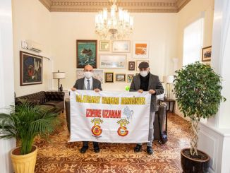 Assistance to Izmir's Earthquake Survivors from Hamburg Galatasaray Association
