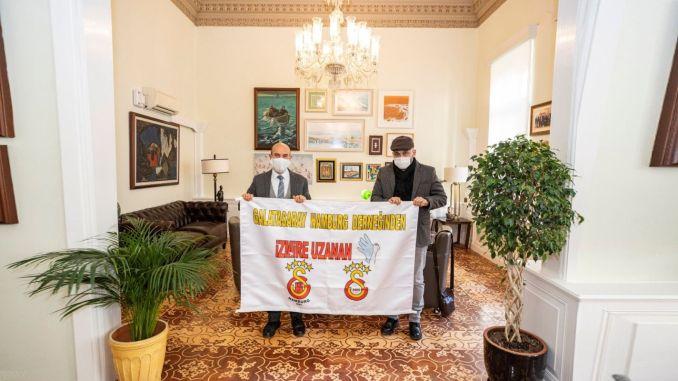 Assistance to Izmir's Earthquake Survivors from Hamburg Galatasaray Association