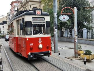 Kadikoy Moda Tramway Closed Between January Dates