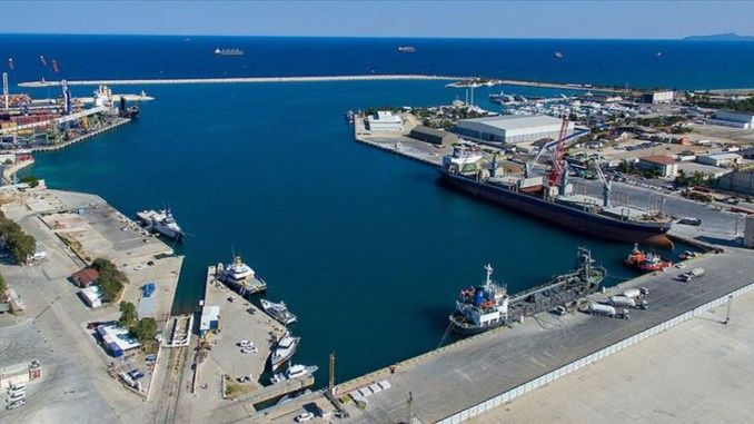 The sale of the Middle East Antalya Port Operations A Site has been completed