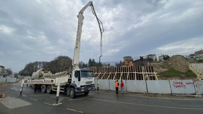 First Leg of Sakarya Bridge Crossroad is Completed