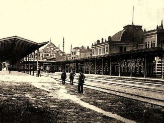 Sirkeci station