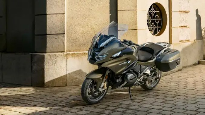 The new BMW M RR
