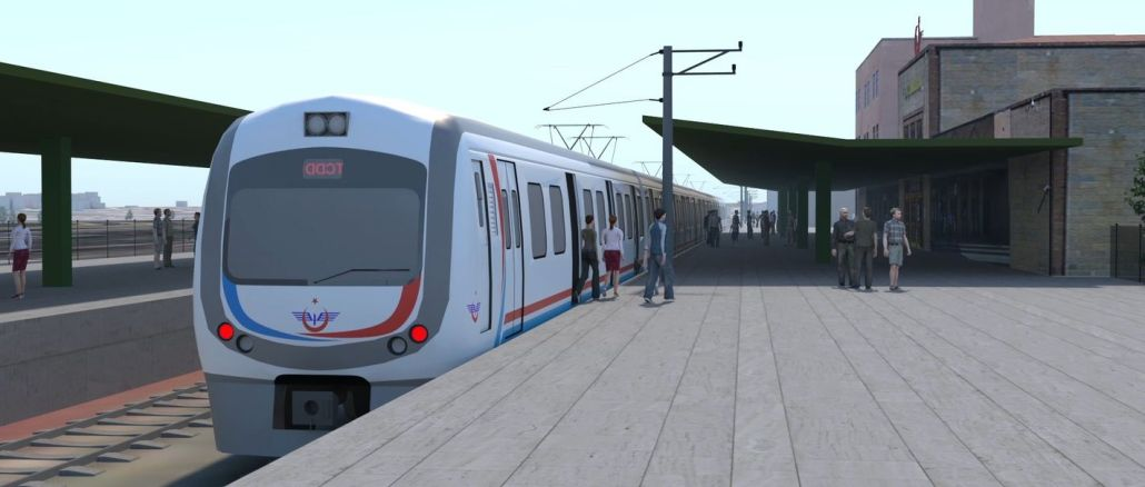 What is the latest situation in the afray suburban project