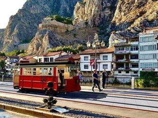 The feasibility and study studies of the nostalgic tram in amasya have come to an end