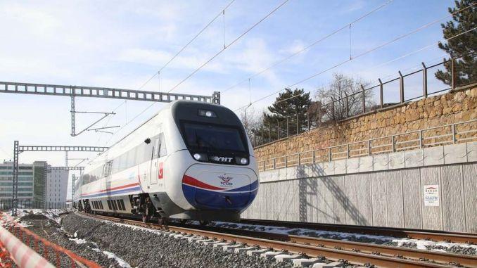 ankara sivas istanbul sivas brzi voz će započeti prije juna