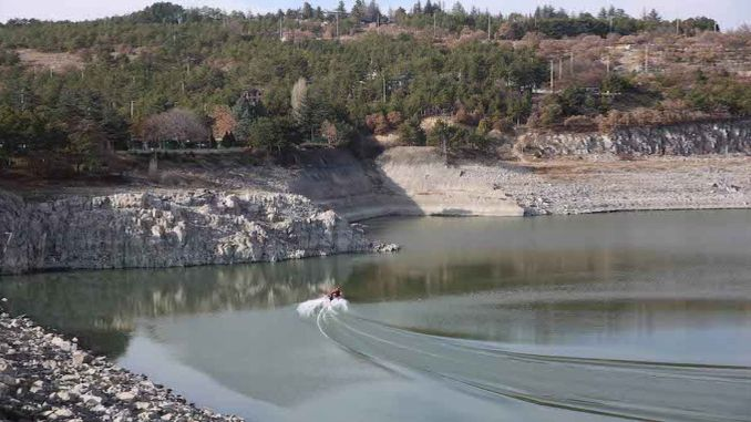 アンカラに飲用水とユーティリティ水を供給するダムが警報を発する