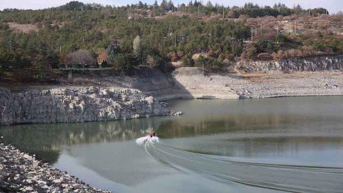 Dams supplying drinking and utility water to Ankara give alarm