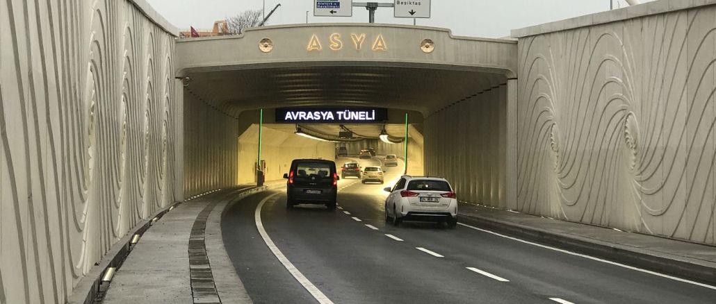 ¿La tarifa de cruce del túnel de Eurasia será más alta a partir de febrero?