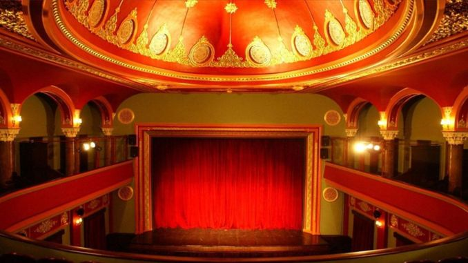 million lira support from the ministry to private theater