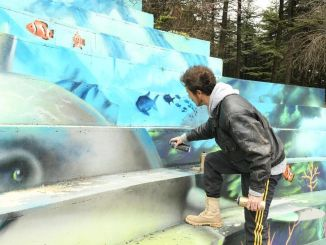 capital parks opened to graffiti artists