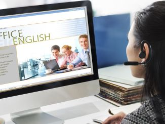 Online English education dominating sectoral trends