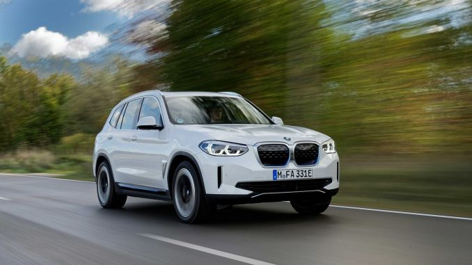 bmwnin the first fully electric x model new bmw ix on order