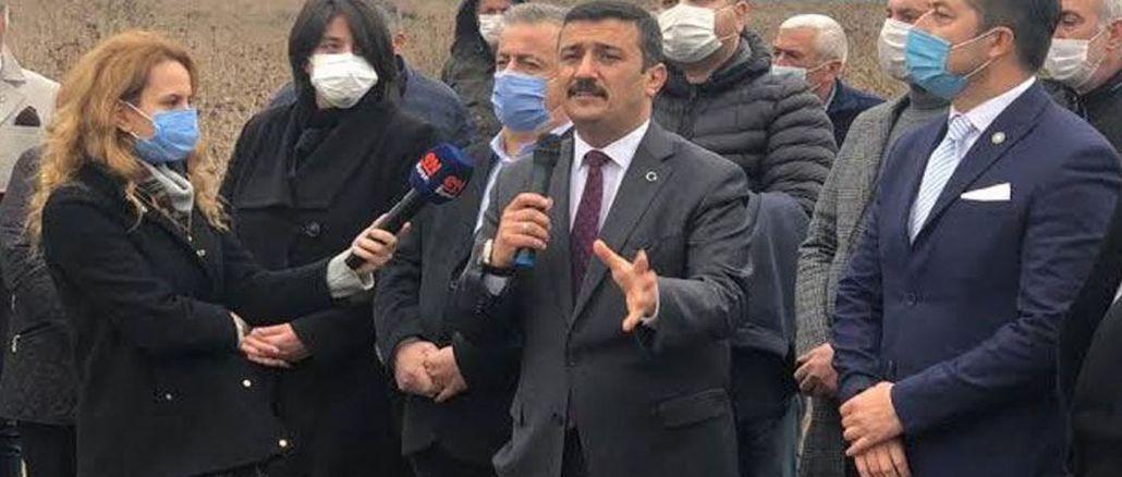 Centre d'essais automobiles de Bursa non inclus dans le programme d'investissement