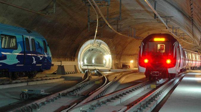 cekmekoy sultanbeyli subway tbm magsugod ang pagkalot