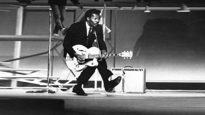 who is chuck berry