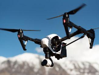 El número de drones en ginebra finalmente superó los mil