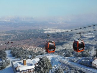 sea ​​cable car will be open on monday in february