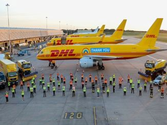 dhl express was also ranked among the best employers in the world