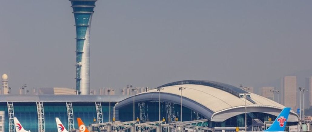 the busiest airport in the world guangzhou in europe, istanbul