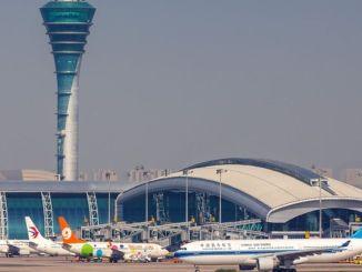 أكثر المطارات ازدحامًا في العالم ، وقوانغتشو ، وإسطنبول في أوروبا