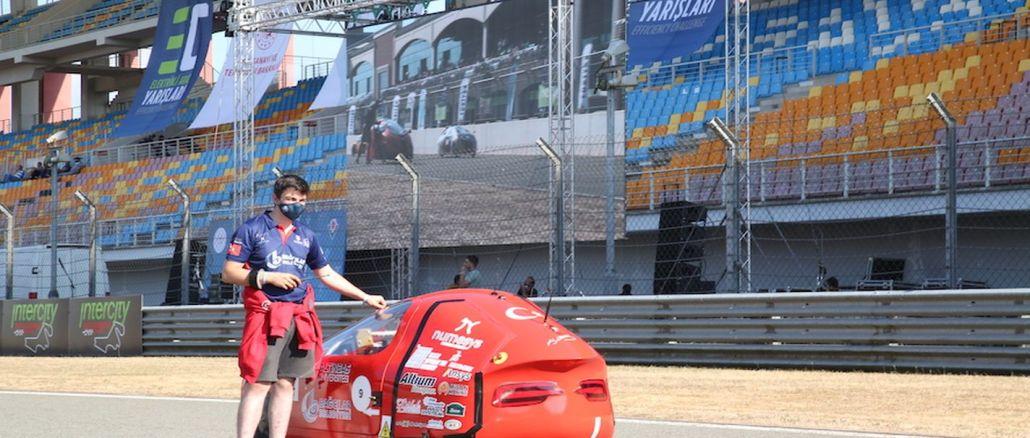 effektivitet utmaning elbilar tävlingar börjar