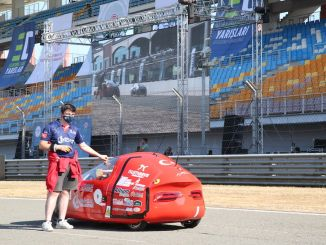 efficiency challenge electric vehicle races begin