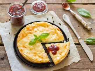 homemade vegetarian recipe