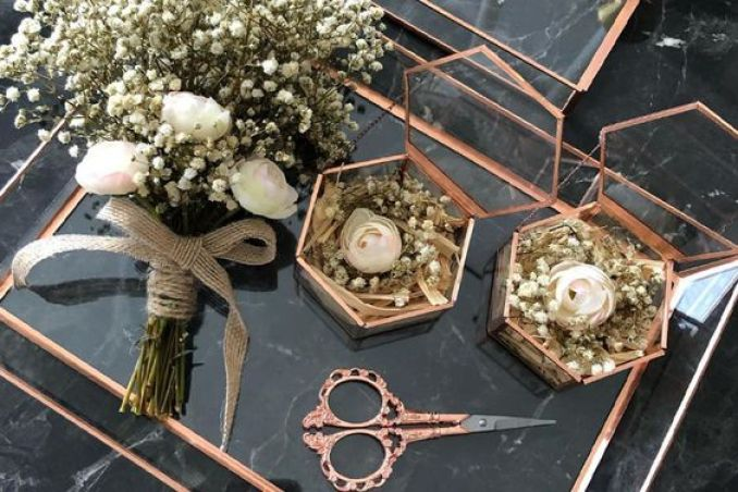 home engagement tray