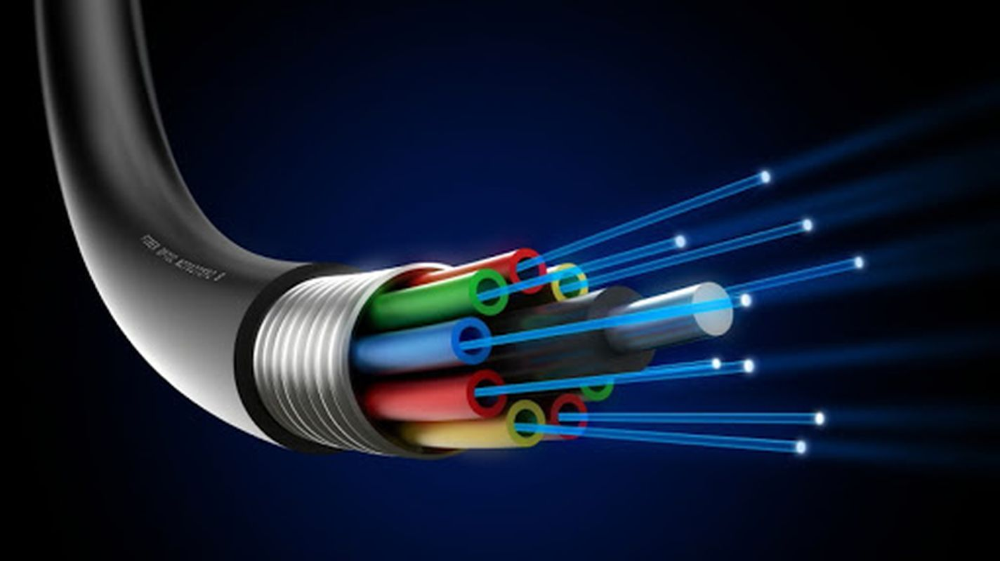 fiber optic cable installation works will be done