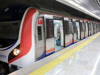 Marmaray stations were de-energized due to the storm