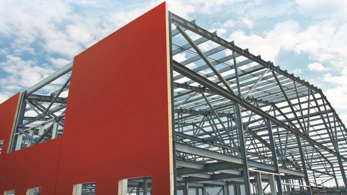 Flokser Kimya provides energy savings with its polyurethane roof and facade panels.