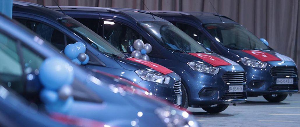 Ford Otosan trifft neue Investitionsentscheidung in Basiskele für die Batterieproduktion