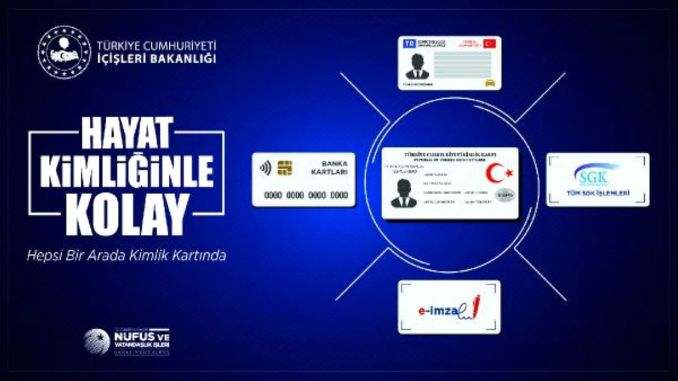 Intense interest from citizens for easy application with your life identity