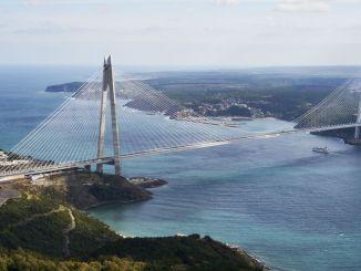 Мост ибб явуз султан селим принял меры, чтобы гарантировать проход