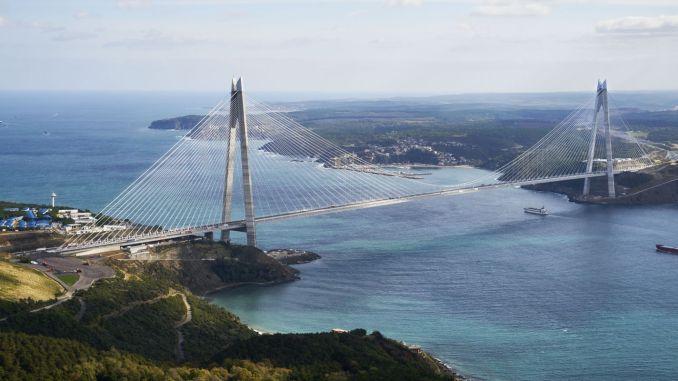 ibb yavuz sultan selim bridge took action to guarantee passage
