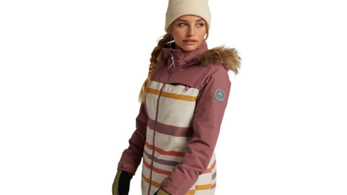 an assertive ski collection for women