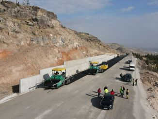 The first big work of the year in Kayseri started on the way to hidirellez