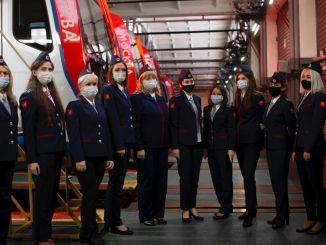 The first female mechanics of the moscow subway started their duty