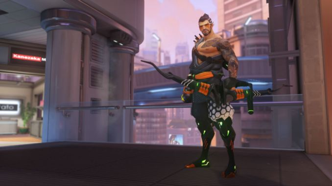 overwatch kanezaka mission is now in the game