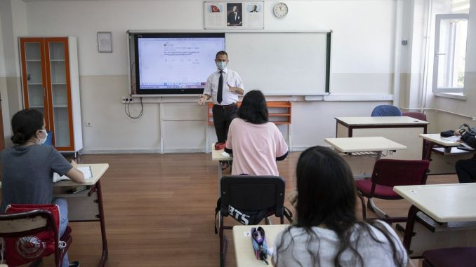 When does private teaching courses start?