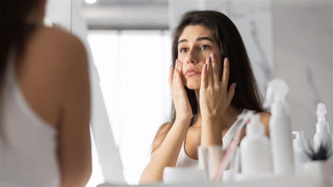pandemic process increases skin wear