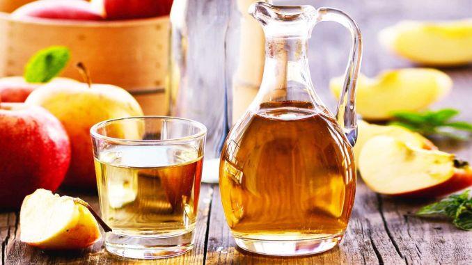 vinegar for a healthy intestinal flora